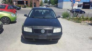2001 VW JETTA TDI AUTOMATIC AIR SEDAN GOOD RUNNING CONDITION