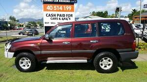 Automatic - Diesel - Toyota LandCruiser  GXL Wagon - 3 Year Wty Westcourt Cairns City Preview