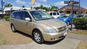 Priced to Sell - 2009 Kia Grand Carnival - Finance Available Westcourt Cairns City Preview