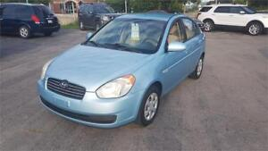 2007 Hyundai Accent GL DRIVES LIKE NEW ONLY 155,943KM
