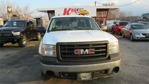 2007 GMC Sierra 1500 WT | 4X4| ONLY 110 KMS!!