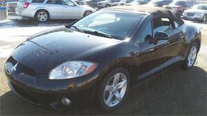 2007 Mitsubishi Eclipse DROP TOP DOWN 1 YEAR FR