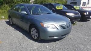 REDUCED FORM 8900 TO 7750$ 2009 CAMRY WITH REMOTE STARTER!