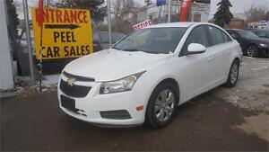2014 Chevrolet Cruze 1LT|ACCIDENT FREE| 3YRS WARRANTY INCLUDED|