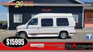 2005 FORD E150 SHERROD CONVERSION VAN, SOUTHERN VEHICLE