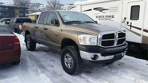 2008 Dodge Ram 2500 SLT  4X4-GREAT 6.7 DIESEL WORK TRUCK