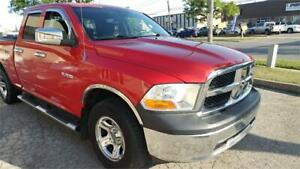 2010 Dodge Ram 1500 ST LOW KM FINANCING AVAILABLE VERY RELIABLE