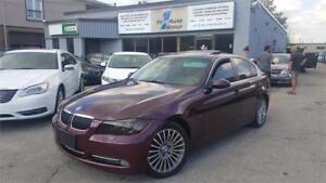2008 BMW 3-Series 335xi Sdn