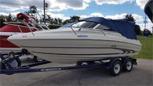 Searay 190 Cuddy Cabin For Sale (1998) with Trailer