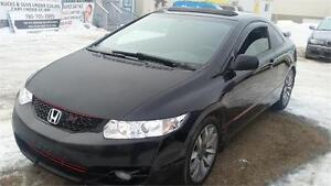 2010 Honda Civic Si Coupe 6-Speed MT SOLD SOLD SOLD
