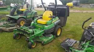 2010 JOHN DEERE Z920A ZERO TURN MOWER