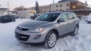 2010 Mazda CX-9*Fully Loaded*7Pass*Leather*Navi*1 Year Warranty