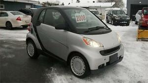 2008 Smart fortwo Pure toit panoramique