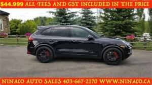 2012 Porsche Cayenne Turbo AWD All included in the Price