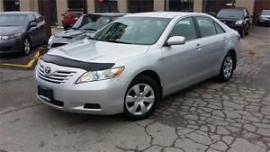 2009 TOYOTA CAMRY LE SAFETY ETESTED