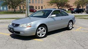 2002 ACURA CL TYPE S LOADED CLEAN