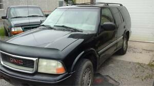 1999 GMC Jimmy SL runs and drives as.is deal 4x4
