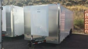 8' x 24' Enclosed Cargo Trailer, Summer Sale!