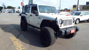 2011 Jeep Wrangler Unlimited Sport/6 SPEED/ IMMACULATE $25900