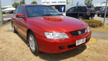 Great Value Commodore - Low Km's + Long Rego - Finance Available