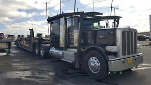2017 Peterbilt 389 Car Carrier