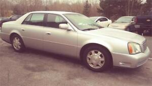 "2003 Cadillac DeVille  ""As Is"""
