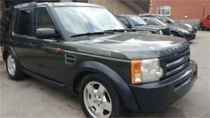 2006 Land Rover LR3 AWD 7 PASSAGER