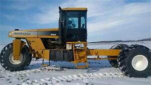 2004 Ag Chem 8103 TerraGator Floater Chassis
