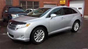 2010 TOYOTA VENZA AWD  4 CYLINDRE T. EQUIPEE  CELL: 514 568-0581