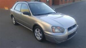 2005 Subaru Impreza 2.5i RS| SE|Manual| Hatchback| Certified
