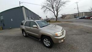 2004 Toyota 4Runner Limited TOP OF THE LINE VERY RELIABLE