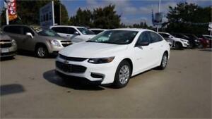 NEW 2017 Chevrolet MALIBU L white NEW