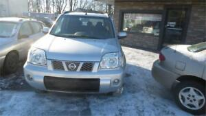 2005 Nissan X-Trail LE TRACTION INTEGRALE
