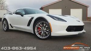 2016 Chevrolet Corvette Z06 3LZ - 1 OWNER - ONLY 1900KMS