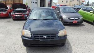 2006 HYUNDAI ACCENT AUTOMATIC  SAFETY EXCELLENT CONDITION