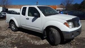 2005 Nissan Frontier King Cab, V6 4.0L, Key-Remote, ONLY 158000K