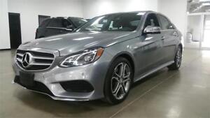 2014 Mercedes-Benz E350 4MATIC *Premium Pkg *Navi *Massage Seat