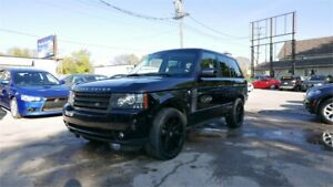 2011 Land Rover Range Rover HSE-No Accident-1 Owner-Service Reco