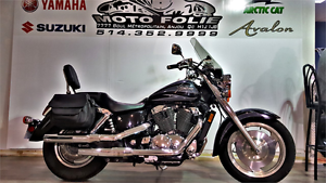 honda shadow 1100 sabre 2001