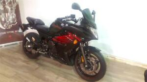 YAMAHA FZ6R (ROUTIERE SPORTIVE) 2012