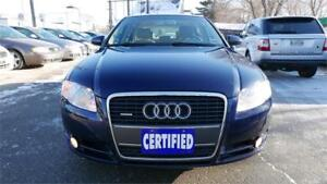 2006 Audi A4 2.0T//Low kms//1 Owner//No Accident//1Yr Warranty