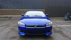 2008 Mitsubishi Lancer GTS manual