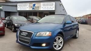 2009 Audi A3 PREMIUM Leather, Pan-roof