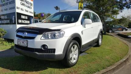 Late Model - Turbo Diesel - 2010 Holden Captiva with 7 Seats!!