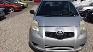 2006 TOYOTA YARIS MANUAL SAFETY EXCELLENT CONDITION