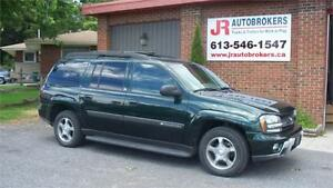 2004 Chevrolet TrailBlazer EXT LS - 7 Passenger - Nice Condition