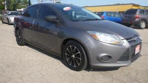 2012 FORD FOCUS S SEDAN s
