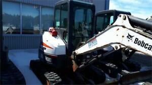 Bobcat Excavator Bucket | Find Heavy Equipment Near Me in