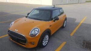 2016 MINI COOPER low kms Great Condition