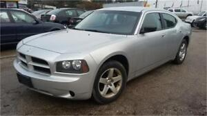2008 Dodge Charger, 4 doors, Loaded interior, Remote key-entry!